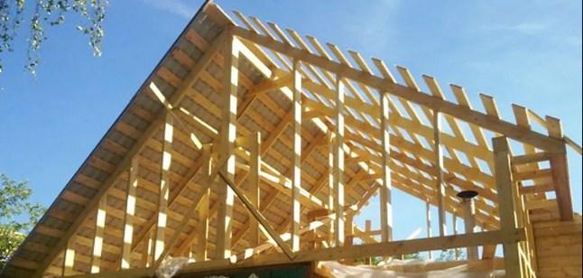 ремонт и реконструкция крыши